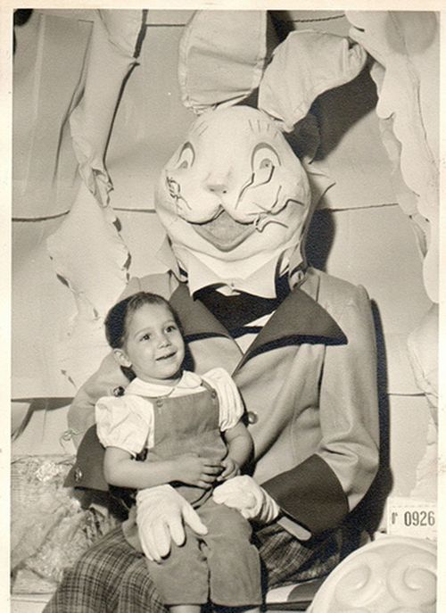 Evil bunny 2
