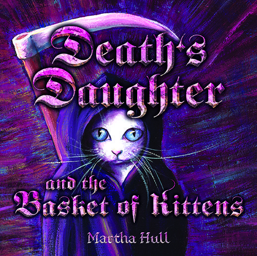 Deaths Daughter Front Cover Final web